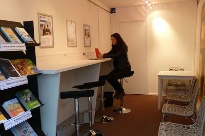 Point i-mobile Office de Tourisme de Pouliguen